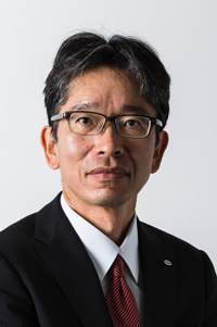 松ケ谷部長